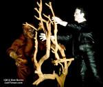 Bob Burns' Aurora Monsters and more