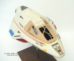 Bobby Hunter's Delta Flyer