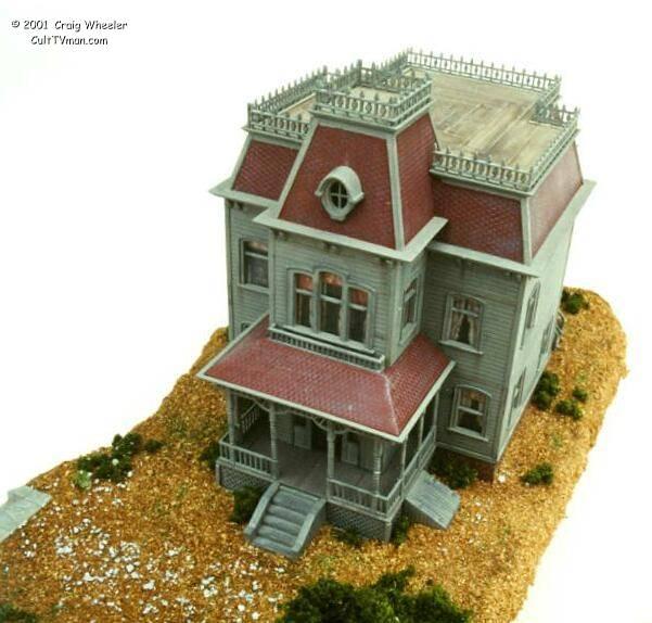 Psycho house model kit