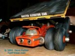 Dave Ruther's Thunderbirds Elevator Car part 2