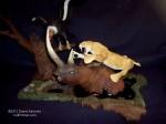 Danny Salcines Aurora Prehistoric Kits