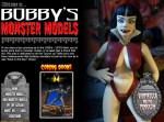 Bobby's Monster Models