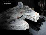 Edrolfo Leones' Millenium Falcon