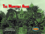 The Munsters House - CultTVman GHOSTLY GREEN exclusive edition