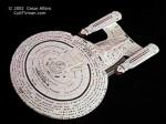 Cesar Alfaro's Enterprise D