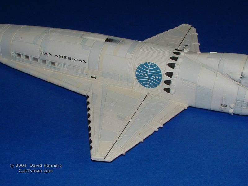orion spacecraft plastic model kit fantastic - photo #3