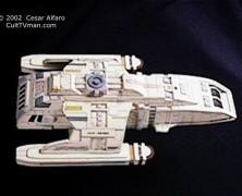 Cesar Alfaro's Runabout