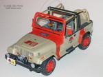 Eric Morris' Jurassic Park Jeep