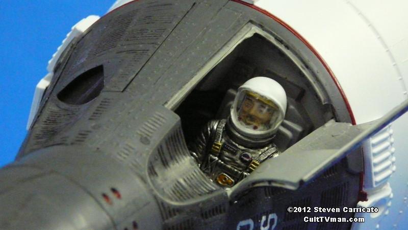 gemini spacecraft cockpit - photo #16