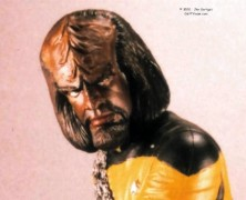 Jim Bertges' Worf