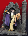 First Look at the Deluxe Bela Lugosi Broadway Dracula from Moebius