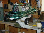 On The Bench 247:  Peter Hutton&#039;s Joe 90 Flying Car