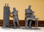Wonderfest 2012 – Moebius Models announces Classic Galactica, Catwoman, Munsters and more!