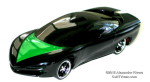 Alexander Rivera's Green Hornet Car