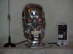 Frank DeCandia's T-800 Endoskeleton Skull