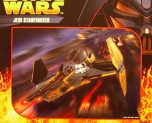 Jim James' AMT Jedi Starfighter Review