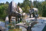 Ray Lawson's Dinosaur diorama