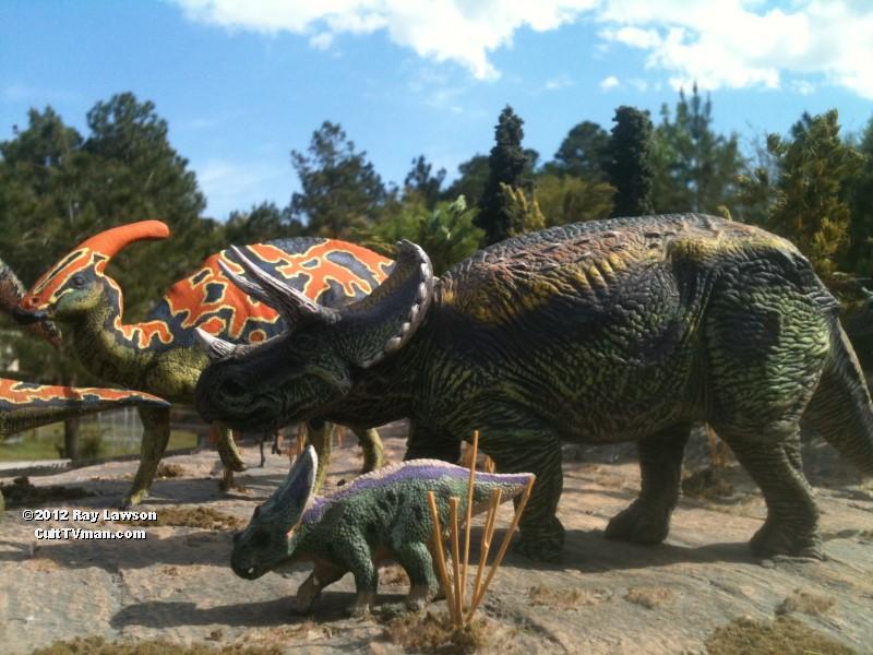 Ray Lawson S Dinosaur Diorama Culttvman S Fantastic Modeling