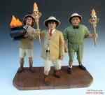 SM Clark's Three Stooges