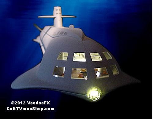 Randy Neubert U2019s Movie Seaview  U2013 Culttvman U0026 39 S Fantastic Modeling