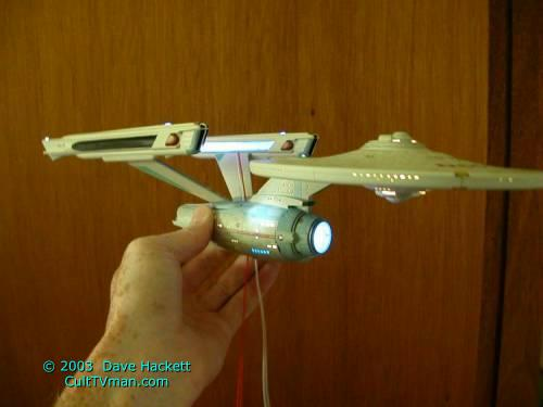 Dave Hackett's Bandai Enterprise
