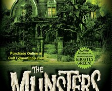 Wonderfest 2014 Preview #4:  Ghostly Green Munsters House Special