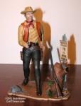 Bob Koenn's Classic Aurora figures