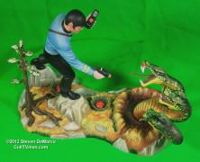 Steve DeMarco's Mr. Spock