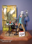 Dennis Hogan's Invisible Man