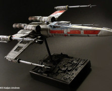 5 great X-Wings!