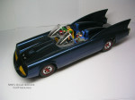 Shawn MacLeod's 60's Batmobile