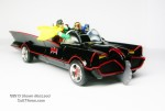 Shawn MacLeod's Corgi Batmobile