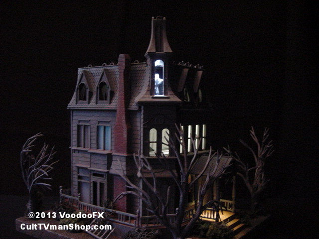 Addams family house model