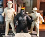 Wonderfest Preview #3 - Spenser, Tracy, and Kong