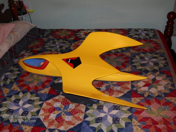 Tommy Cummings S Space Ghost Phantom Cruiser Culttvman S