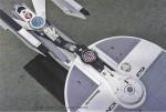 Brian Pimenta's NCX – 2701 concept starship