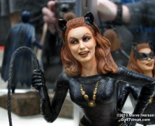 Catwoman is in stock at the CultTVman Hobbyshop!