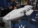 iHobbyExpo 2013:  Classic Galactica from Moebius