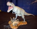 iHobbyExpo 2013:  Dinosaur kits from Pegasus Hobbies