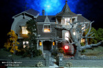 Modeling the Munsters House by Craig Wheeler