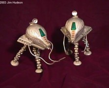 Jim Hudson's Martian War Machines