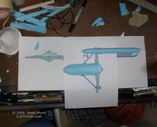 On The Bench 216c:  Jared Wynn's vacuform project