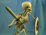 Neta Kasara's Jason and the Argonauts Skeleton