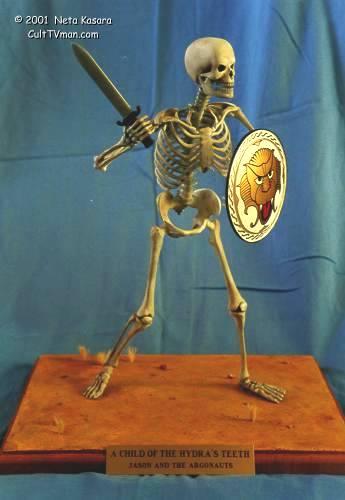 Neta Kasara S Jason And The Argonauts Skeleton Culttvman