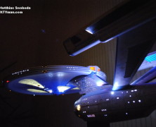 Matthias Swoboda's Refit Enterprise illuminated