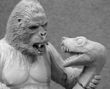 Wonderfest 2014 Sneak Peak #1 – The King '76 Monsters of the Movies UPDATED