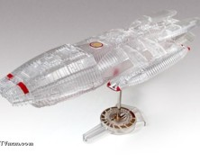 Wonderfest 2014 Preview #6:  Transparent Galactica