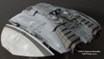 Michael Benolkin's Classic Cylon Raider UPDATED