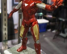 Wonderfest 2014 Preview #8:  Iron Man Mk VI sale