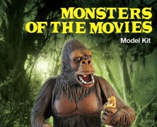 Wonderfest 2014 Preview #9: Deluxe Monsters of  the Movies Kong